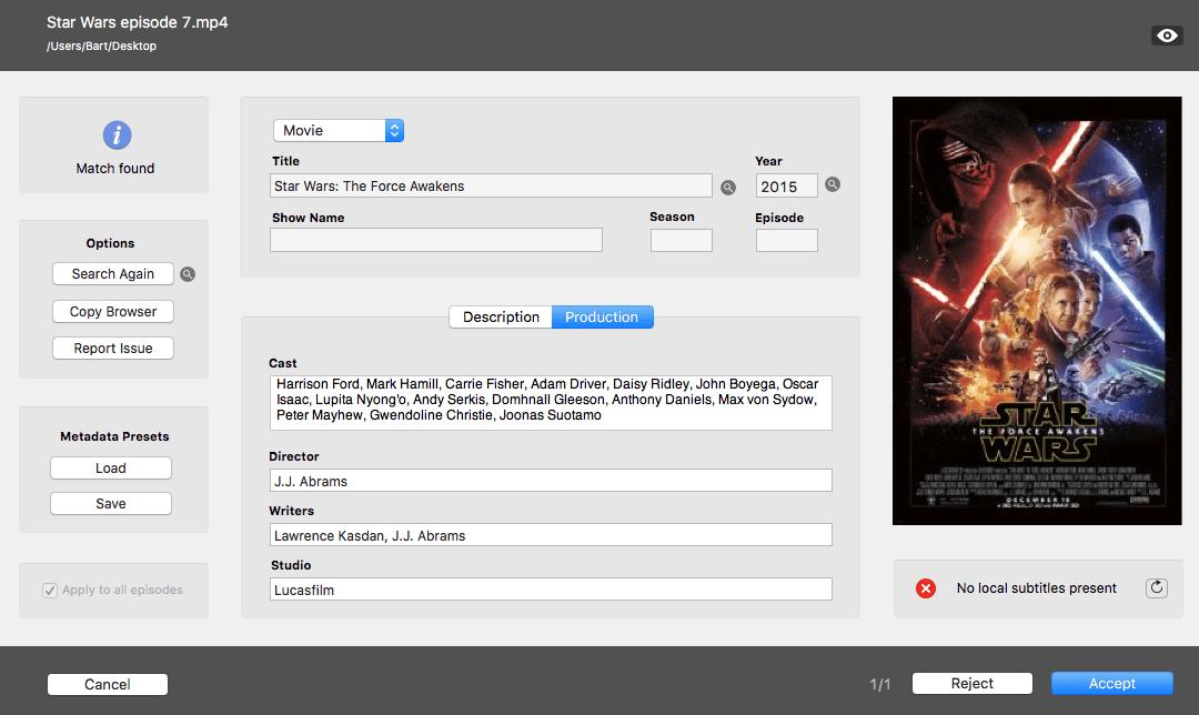VideoDrive version 2016